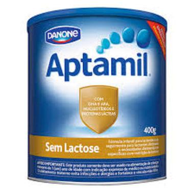 Fórmula Infantil Aptamil sem Lactose 400g