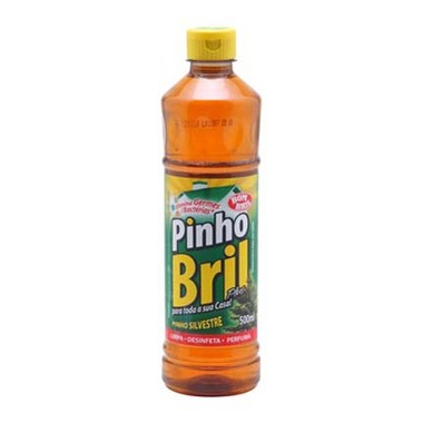 Desinfetante Pinho Bril Plus 500ml