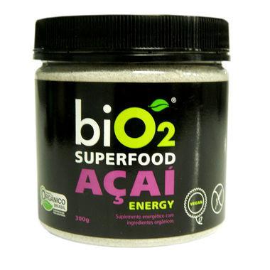 Suplemento Energético biO2 Superfood Açai Pote 300g