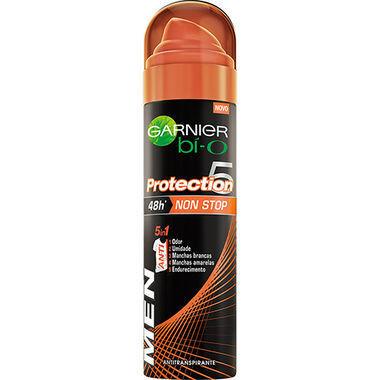 Desodorante Masculino Garnier Bí-O Protection 5 Masculino Aerossol 150ml