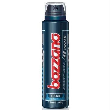 Desodorante Masculino Bozzano Fresh Masculino Aerossol 150ml