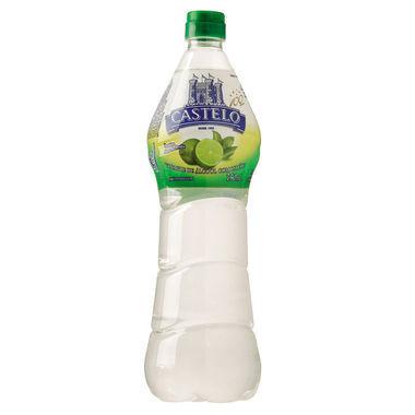 Vinagre de Álcool Castelo Composto Aromatizado Limão 750ml
