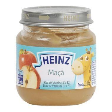 Papinha Heinz Maçã 113g