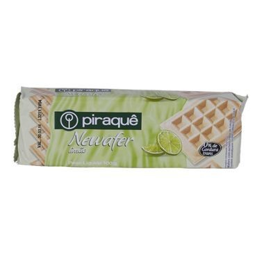 Wafer Piraquê Newafer Limão 100g