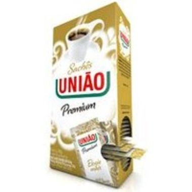 Açúcar Refinado União Premium c/40 Sachês 200g