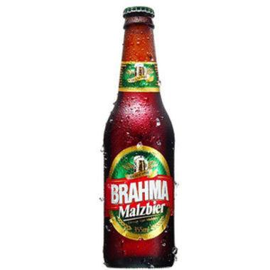 Cerveja Brahma Malzbier Long Neck 355ml