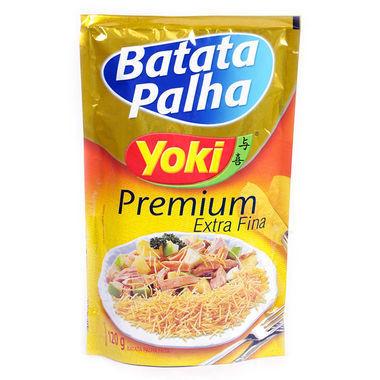 Batata Palha Yoki Premium Extra Fina 120g