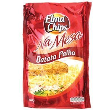 Batata Palha Elma Chips Tradicional 140g