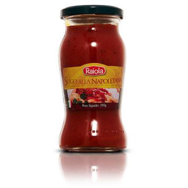 Molho de tomate Raiola Napoletana 350g