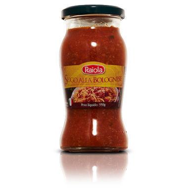 Molho de tomate Raiola Bolognese 350g