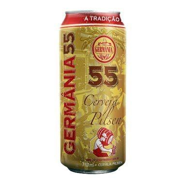 Cerveja Germânia 55 Latão 710ml