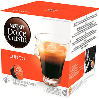 Café Nescafé Dolce Gusto Lungo c/16 cápsulas