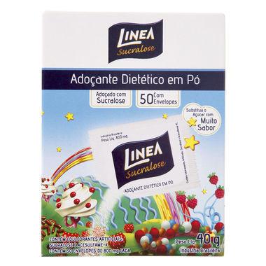Adoçante em Pó Linea Sucralose 40g