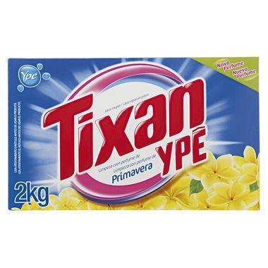 Detergente em Pó Tixan Ypê Primavera 2Kg