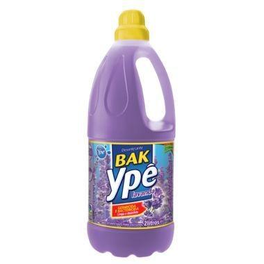 Desinfetante Ypê Bak Lavanda 2L