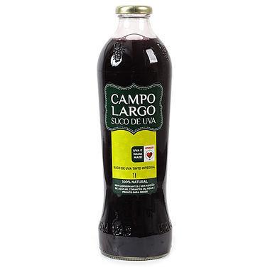 Suco de Uva Integral Campo Largo 1L
