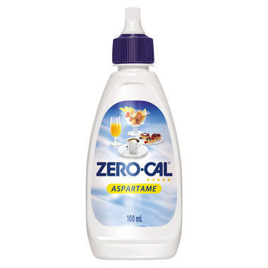 Adoçante Líquido Zero-Cal Aspartame 100ml