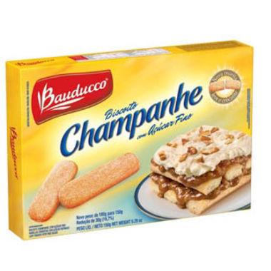 Biscoito Bauducco Champanhe com Açúcar Fino 150g