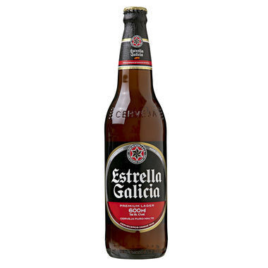 Cerveja Estrella Galicia 600ml
