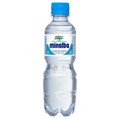 Água Mineral Minalba sem Gás 310ml