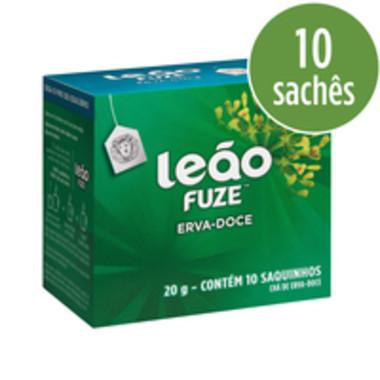 Chá Leão Fuze Erva Doce c/10 Saquinhos 20g