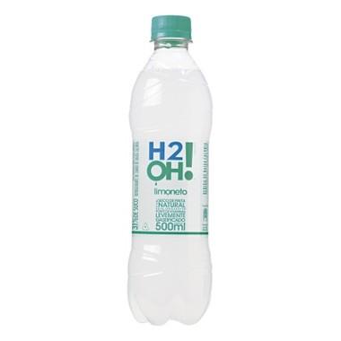 Refrigerante de Limão H2OH! Limoneto 500ml