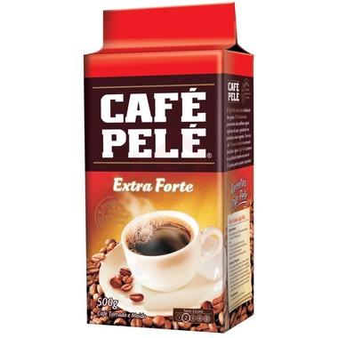 Café Pelé Extra Forte Vácuo 500g