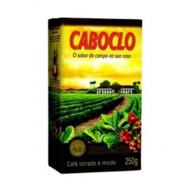 Café Caboclo Torrado e Moído Vácuo 250g