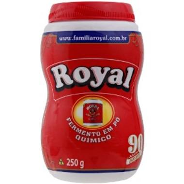 Fermento Royal em Pó 250g