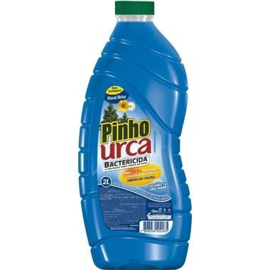 Desinfetante Pinho Urca Floral 2L