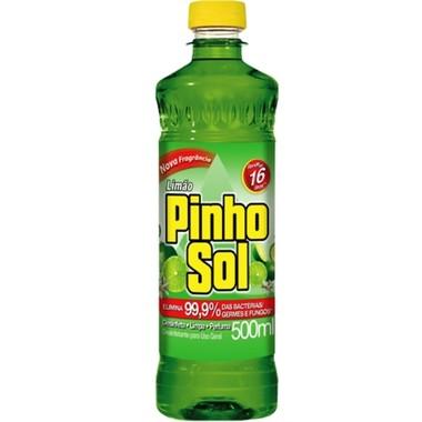 Desinfetante Pinho Sol Limão 500ml