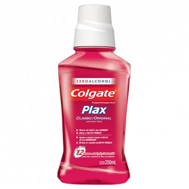 Antisséptico Bucal Colgate Plax Clássico 250ml
