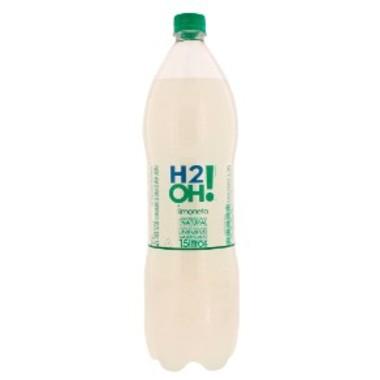 Refrigerante de Limão H2OH! Limoneto 1,5L