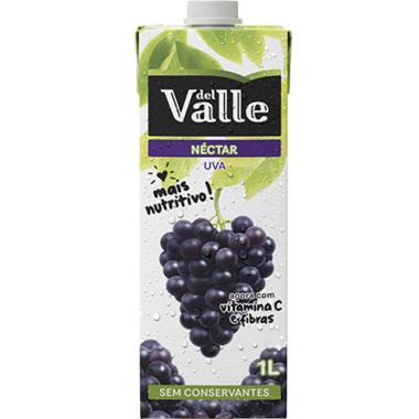 Néctar del Valle Mais Uva 1L