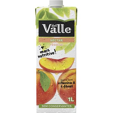 Néctar del Valle Mais Pêssego 1L