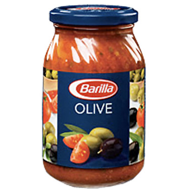 Molho de Tomate Barilla Olive 400g