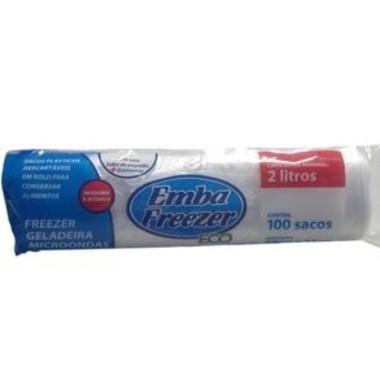 Saco Emba Freezer 2L c/100