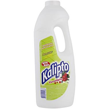 Desinfetante Kalipto Bombril Eucalipto 2L