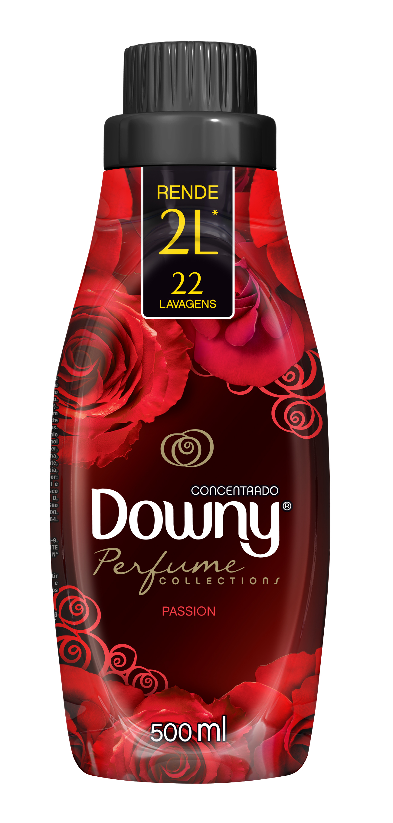 Amaciante Concentrado Downy Passion 500ml