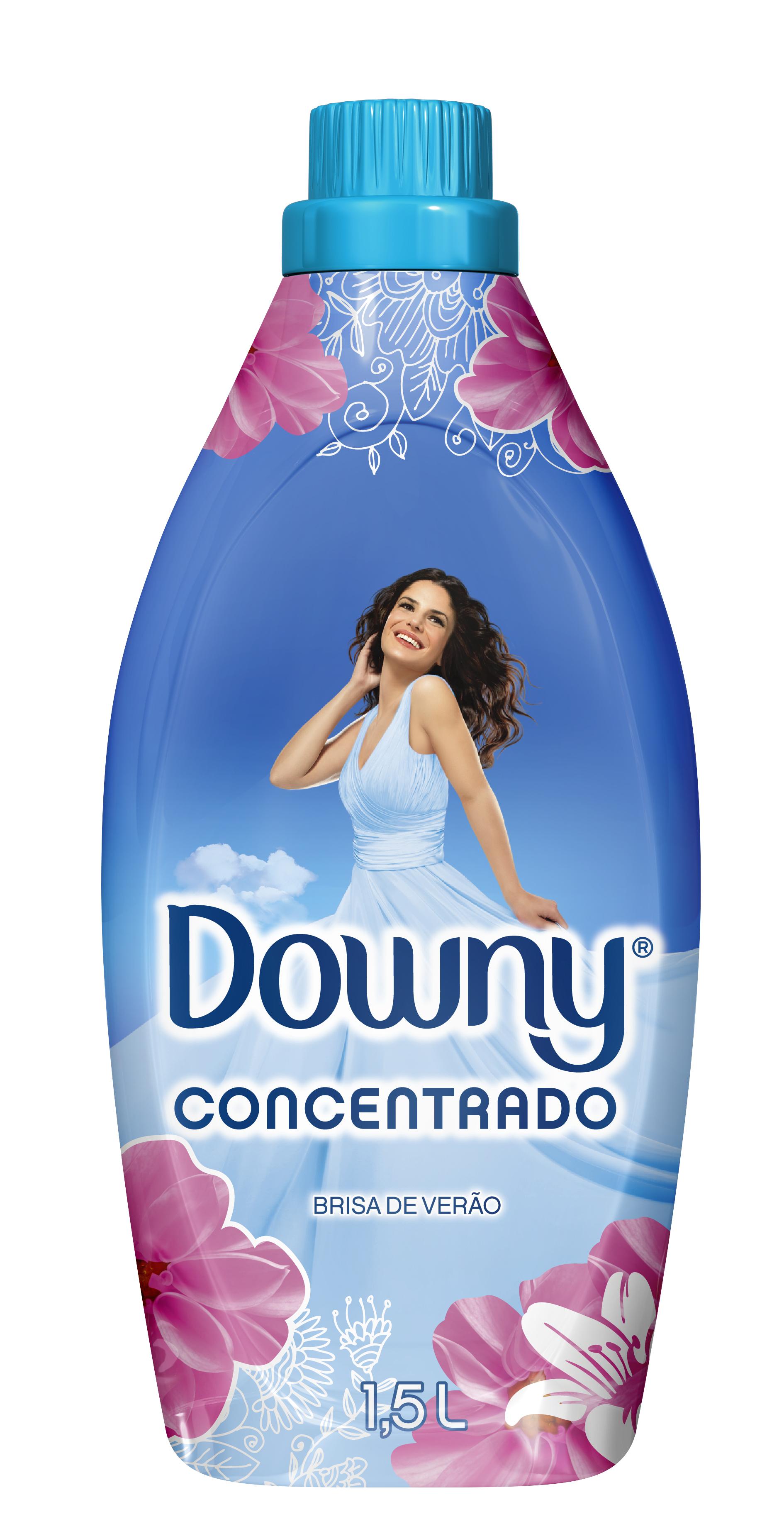 Amaciante Concentrado Downy Brisa de Verão 1,5L
