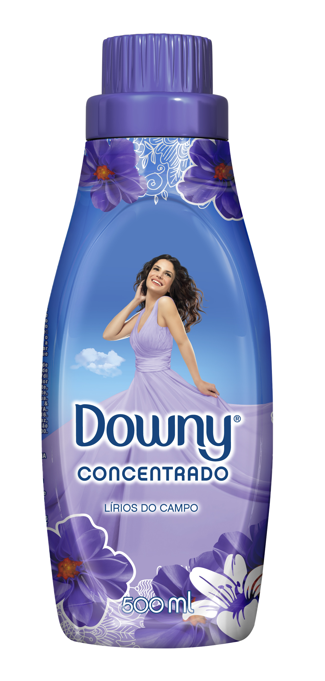 Amaciante Concentrado Downy Lírios do Campo 500ml