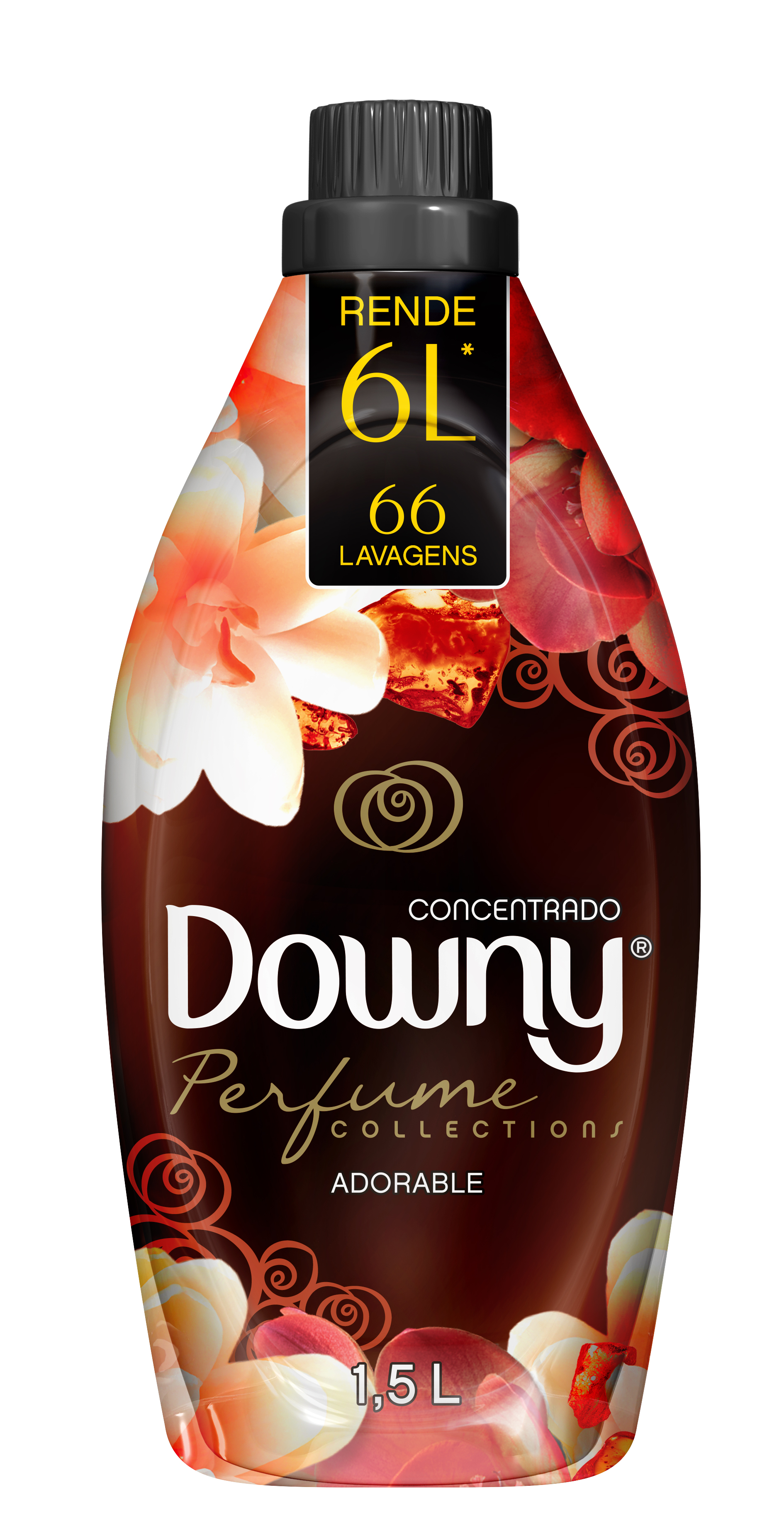 Amaciante Concentrado Downy Adorable 1,5L