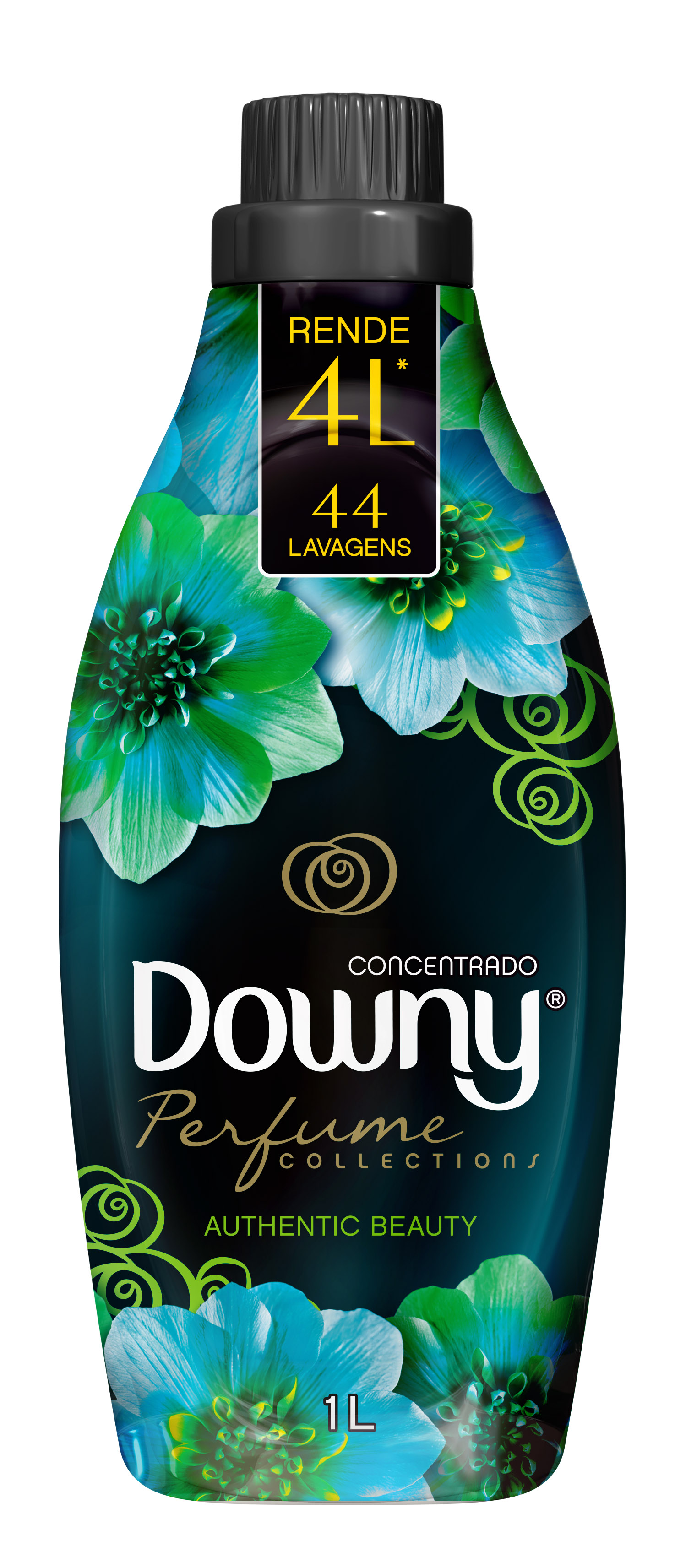 Amaciante Concentrado Downy Authentic Beauty 1L