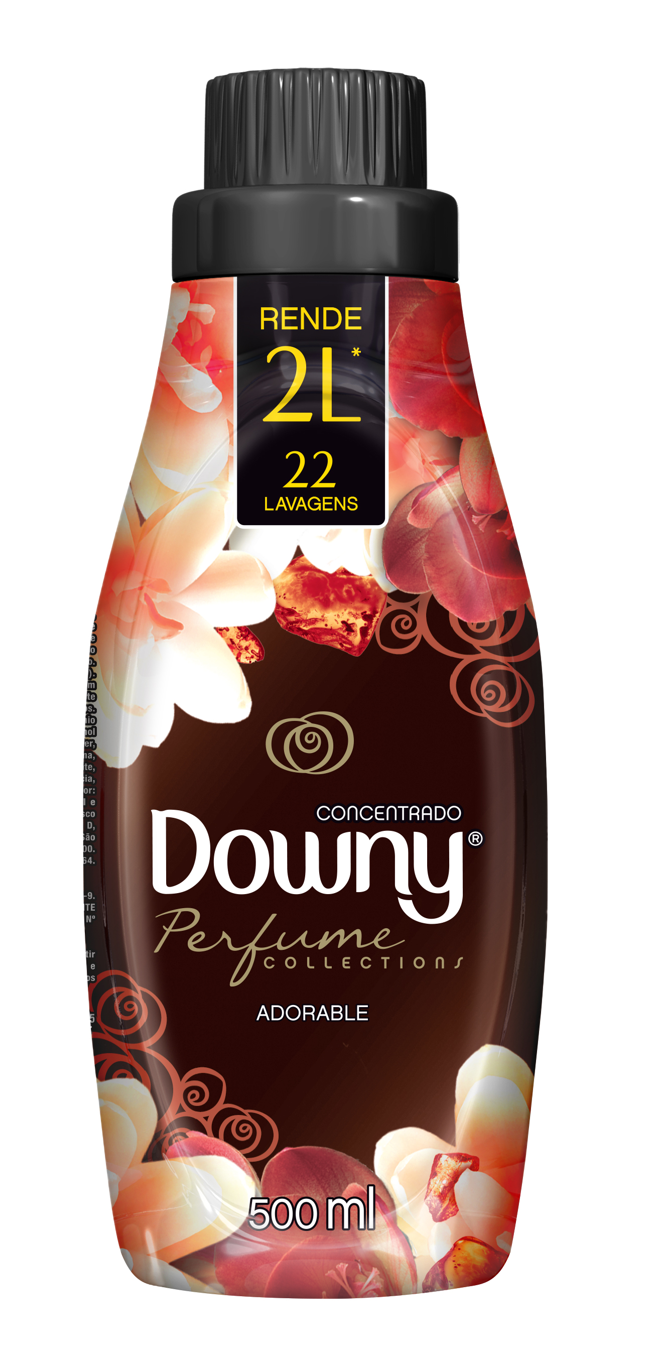 Amaciante Concentrado Downy Adorable 500ml