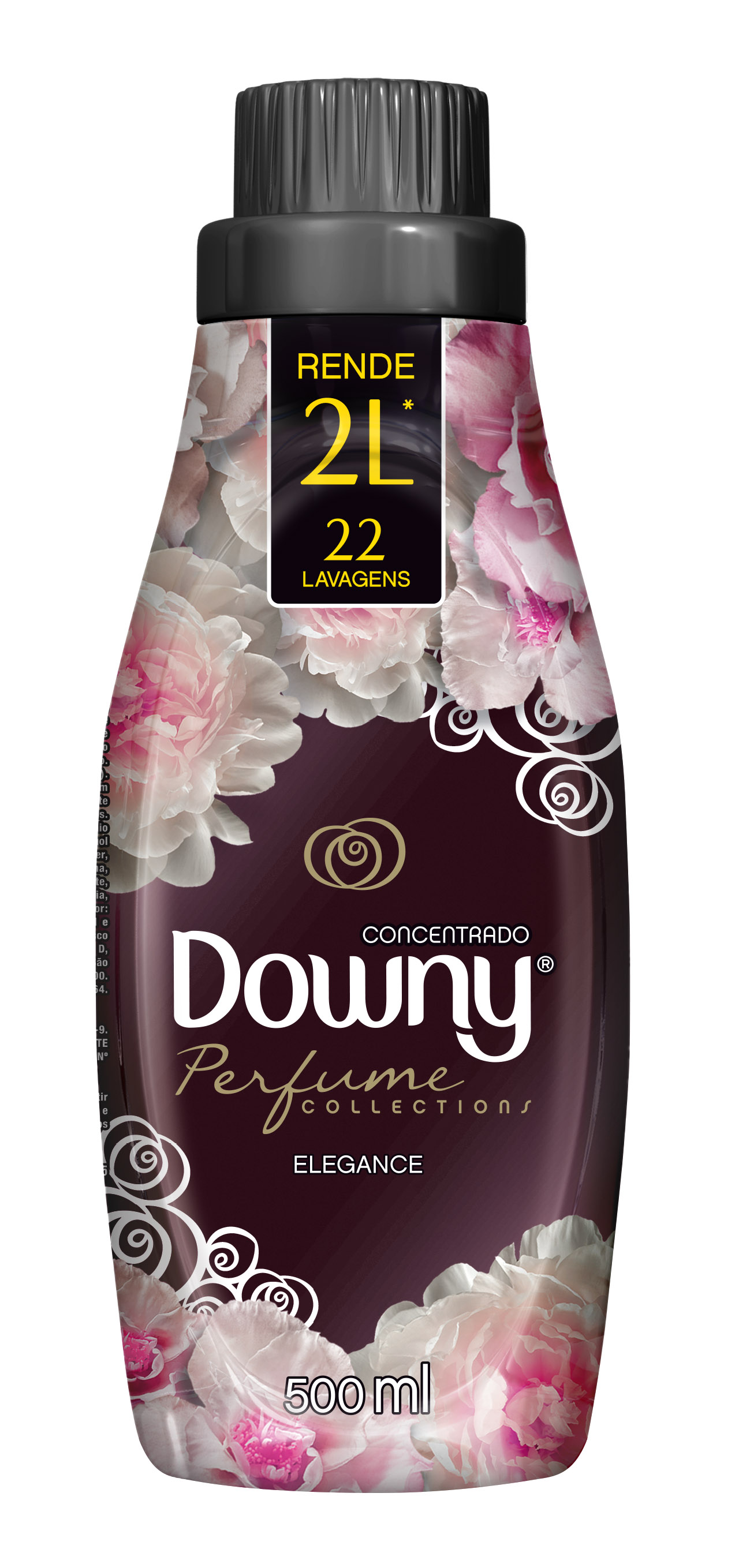 Amaciante Concentrado Downy Elegance 500ml
