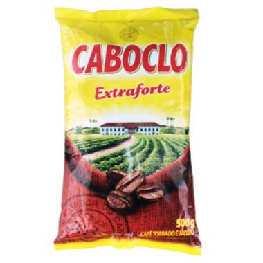 Café Caboclo Extra Forte Almofada 500g
