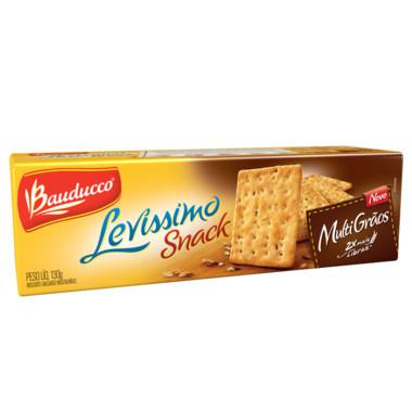 Biscoito Bauducco Cereale Multigrãos 130g