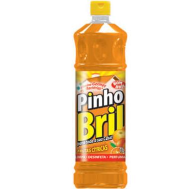 Desinfetante Pinho Bril Frutas Cítricas 500ml