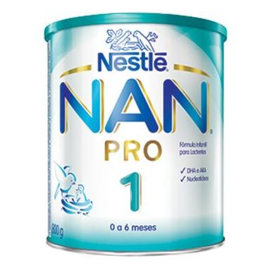 Fórmula Infantil NAN Pro 1 - 800g