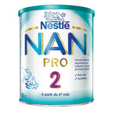 Fórmula Infantil NAN Pro 2 - 800g